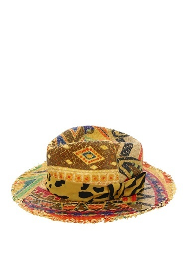 Etro Şapka Renkli